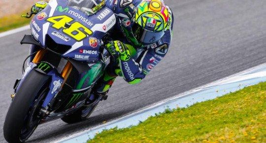 MotoGP : Rossi donne la leçon aux Espagnols à Barcelone
