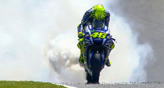 Casses Yamaha au GP d'Italie : les moteurs de Rossi et Lorenzo étaient en surrégime